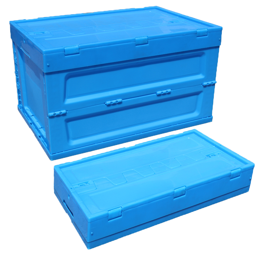 Collapsible Turnover Container